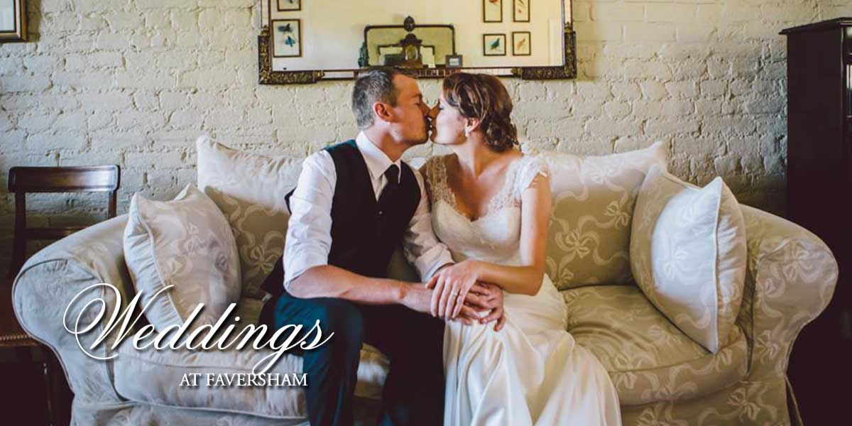 Weddings at Faversham